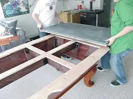 Pool table moves in Rolla Missouri