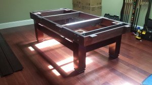 Correctly performing pool table installations, Rolla Missouri